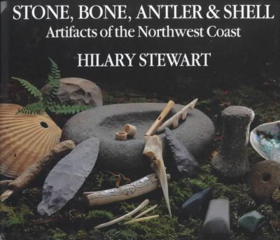 No Trace Boek Stone, Bone, Antler, and Shell