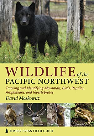 Wildlife of the Pacific Northwest - No Trace Boek aanbevelingen