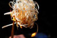 No Trace Blog Feathersticks (foto: LBN)
