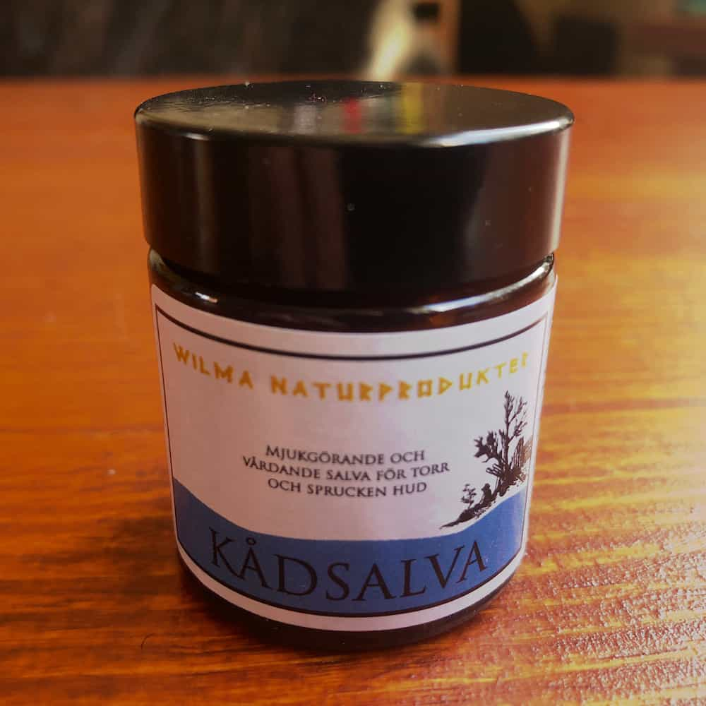 Kadsalva - Wilma Naturprodukter - No Trace
